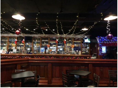 Feel free to howl loudly as you drink at Howl At The Moon