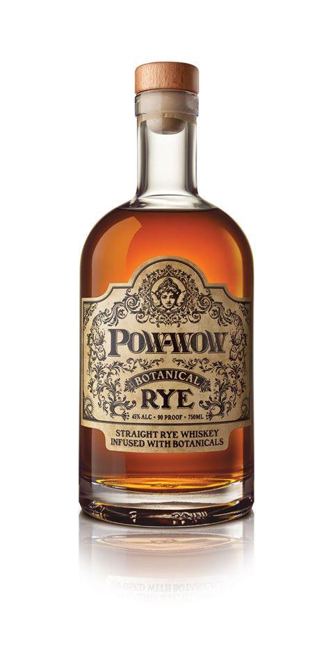 10_Pow-wow_Botanical_Rye_Flavored_Whiskey_Washington