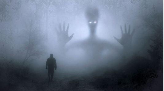 Zombie-Run-Ghost
