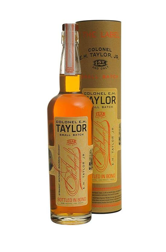 1_Buffalo_Trace_Distillery_Colonel_EH_Taylor_Jr_Small_Batch_Kentucky_Straight _Bourbon_American_Whiskey_Kentucky