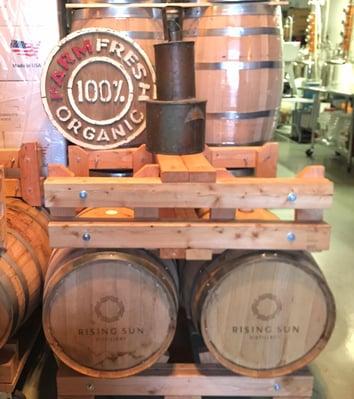 1_Rising_Sun_Distillery_Tour_Whiskey_Denver