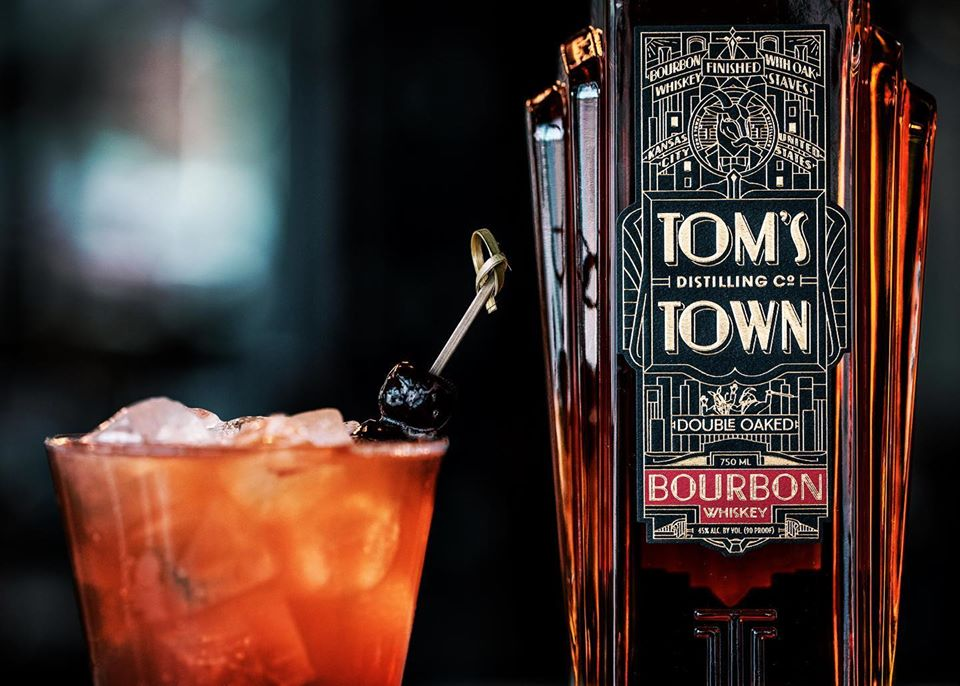 2_Tom's_Town_Double_Oaked_Bourbon_Whiskey_Brand_Kansas_City_Missouri