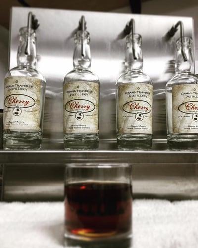 3_Cherry_Whiskey_Grand_Traverse_Distillery_Michigan