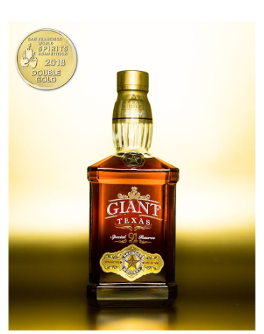 3_Giant_91_Proof_Bourbon_Whiskey_Gulf_Coast_Distillers_Texas
