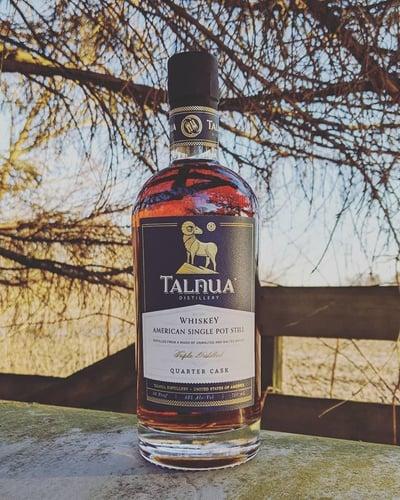 3_Quarter_Cask_Whiskey_Talnua_Distillery_Colorado