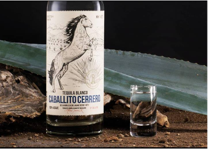 Step into the beautiful and intriguing world of Tequila El Caballito Cerrero