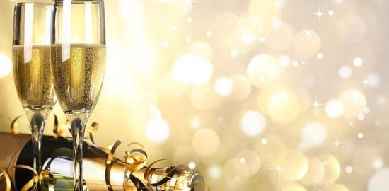 New Years Eve Champagne Gala