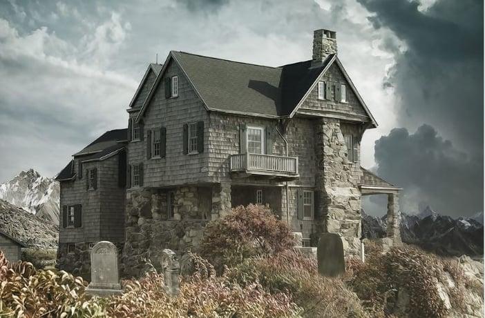 Horror-House-Halloween