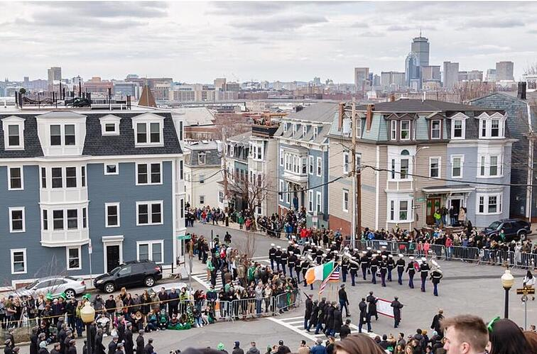 4_Annual_St._Patricks_Day_Parade_Boston_ Massachusetts