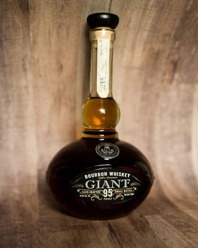 4_Giant_95_Proof_Bourbon_Whiskey_Gulf_Coast_Distillers_Texas