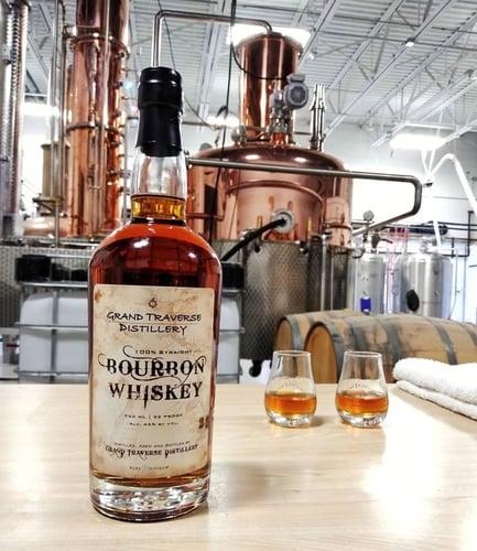 4_Straight_Bourbon_Grand_Traverse_Distillery_Michigan