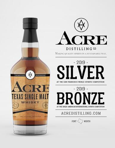 4_Texas_Single_Malt_Whiskey_Acre_Distilling