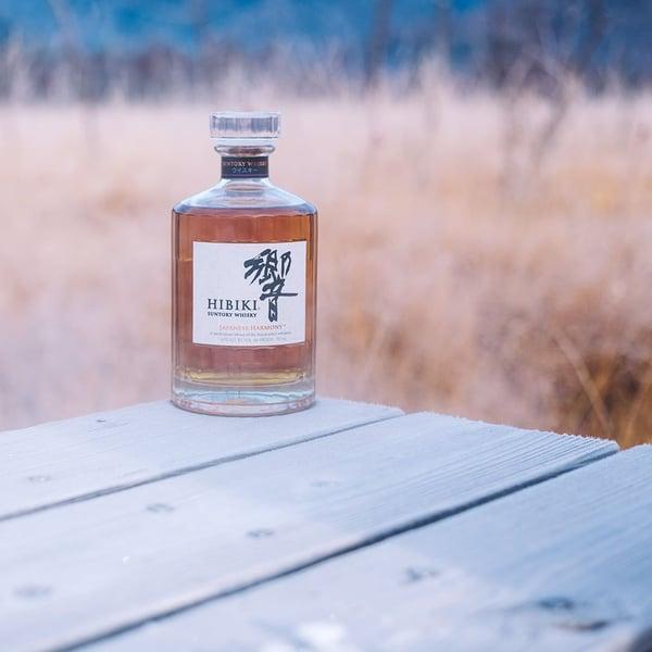 5)Suntory_Hibiki_Harmony_Japanese_Whisky_Osaka