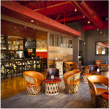 La Sandia serves traditional dishes with a contemporary twist and a huge selection of tequilas
