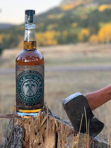 5_Colorado_Mountain_Incline_Rye_Whiskey_Proof_98_Axe_And_The_Oak_Distillery