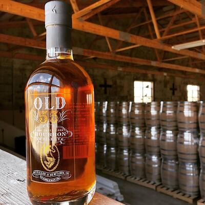 5_Old_55_Distillery_Whiskey_Tour_Indiana