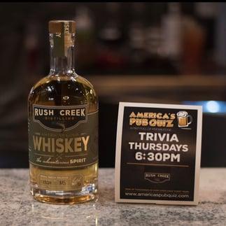 8_Rush Creek American Gold Whiskey
