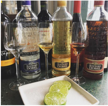 One of the Top 5 places to drink tequila from Food & Wine Magazine