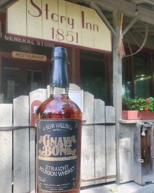 9_Bear Wallow Gnaw Bone Straight Bourbon Whiskey