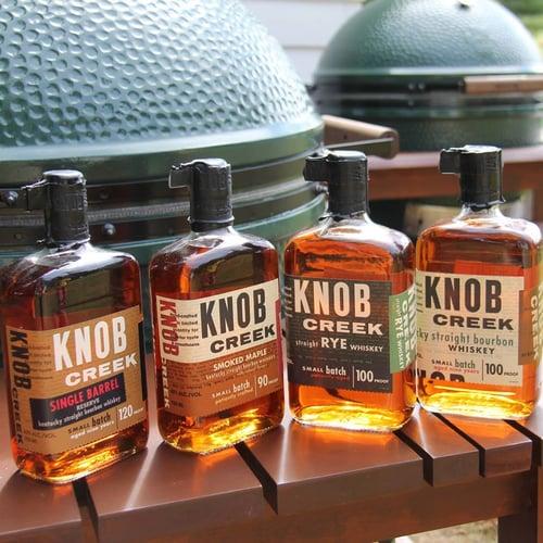 9_Knob Creek®_Smoked_Maple_Bourbon_Flavored_Whiskey_Kentucky
