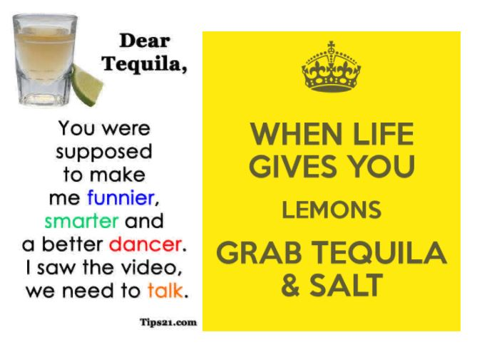 Funny Tequila Memes