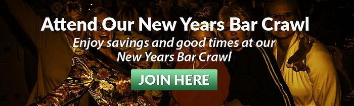 new years bar crawl