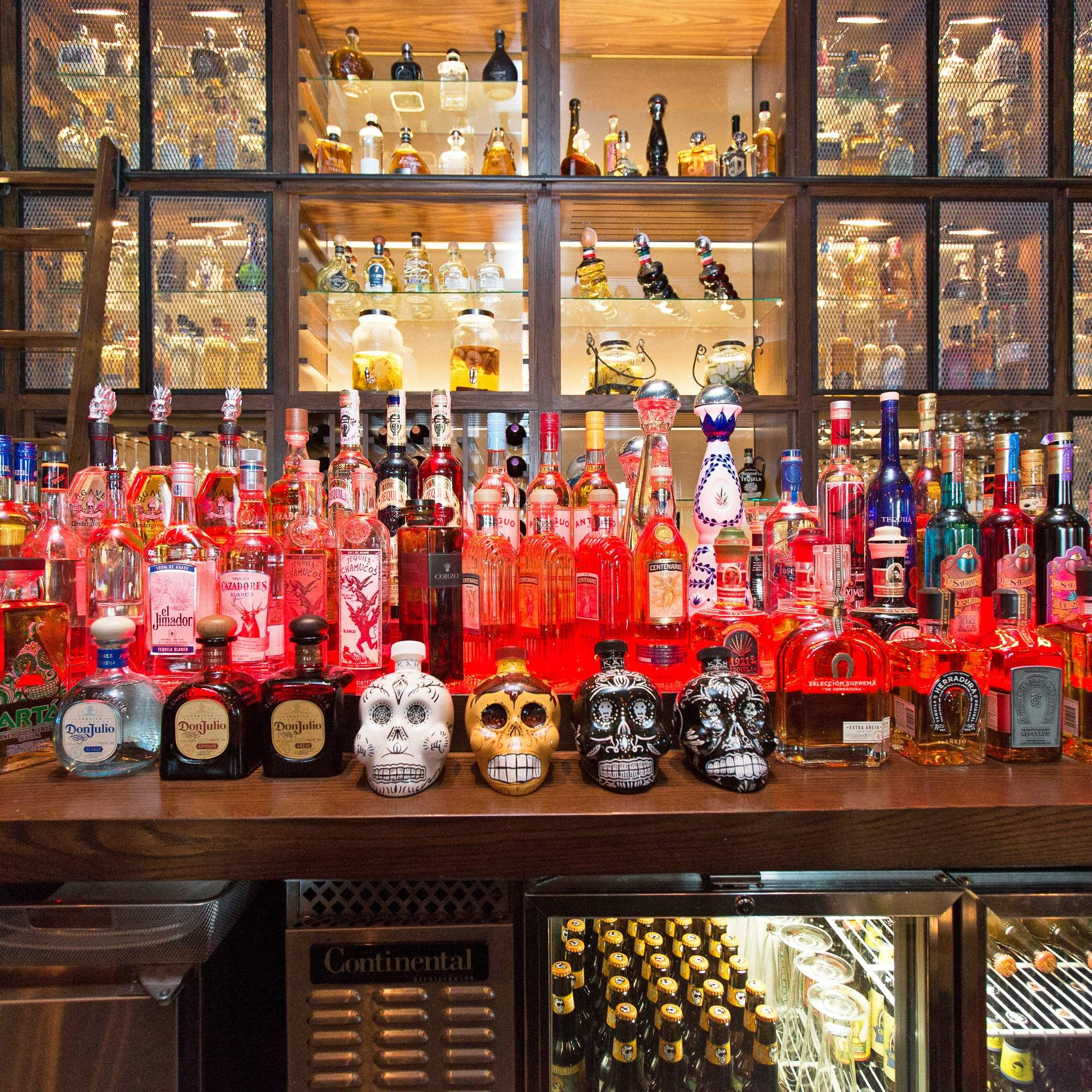 Top Tequila Bars In The World