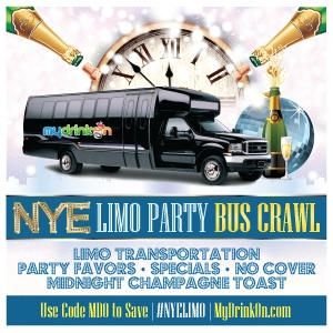 Hop On Hop Off - Why your bar crawl needs wheels!