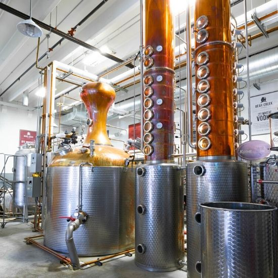 Top 10 Whiskey Distilleries In Denver And Around Town