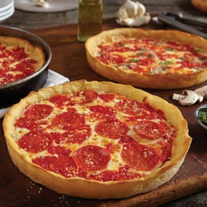 Experience Chicago's #1 Pizza Party