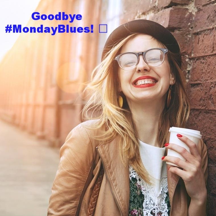 #MondayBlues Hacks To Stay Positive!