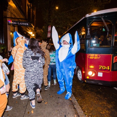 Trolley Rides - Hop On and Access Chicago City this Halloween