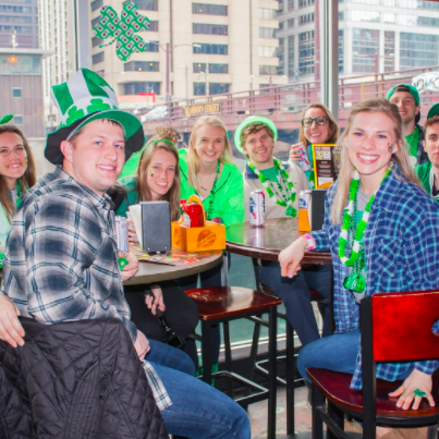 Your Survival Guide For St. Patrick's Day Bar Crawls