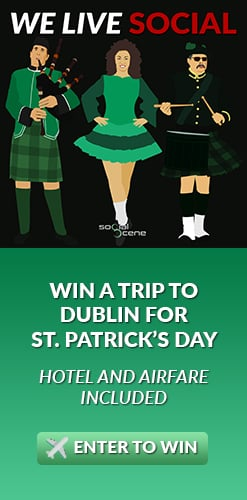Win a Trip to Dublin