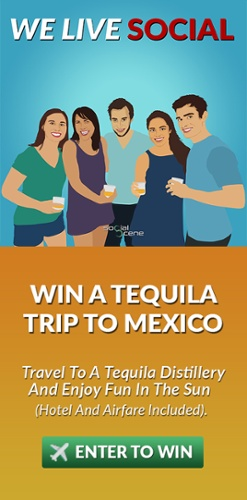 Win a Tequila Trip to Mexico