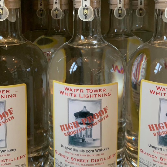 Top 10 Whiskey Brands in Illinois