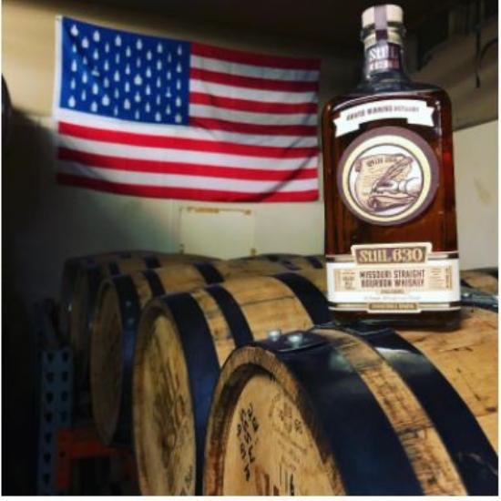 Top 10 Whiskey Brands in Missouri