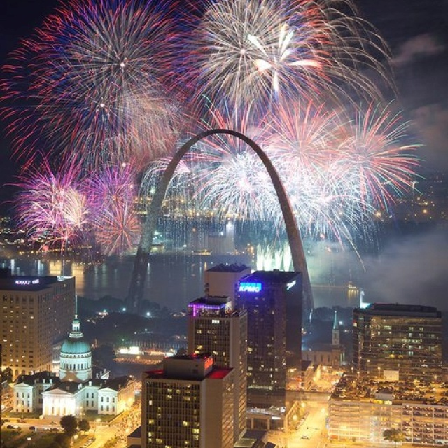 Top New Year's Eve Activities in St. Louis