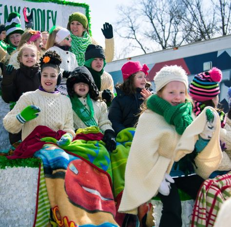 Top 10 St. Patrick's Day Events in Chicago