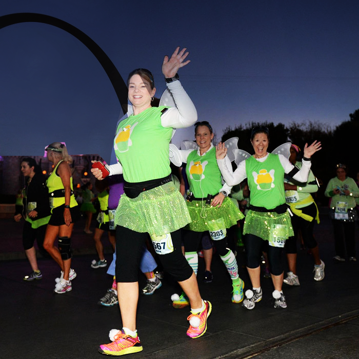 Run, Fun, Giveback and Halloween Costumes