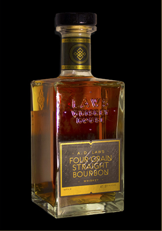 Laws-Whiskey-House- A.D.-Laws-Four-Grain-Straight-Bourbon-Denver