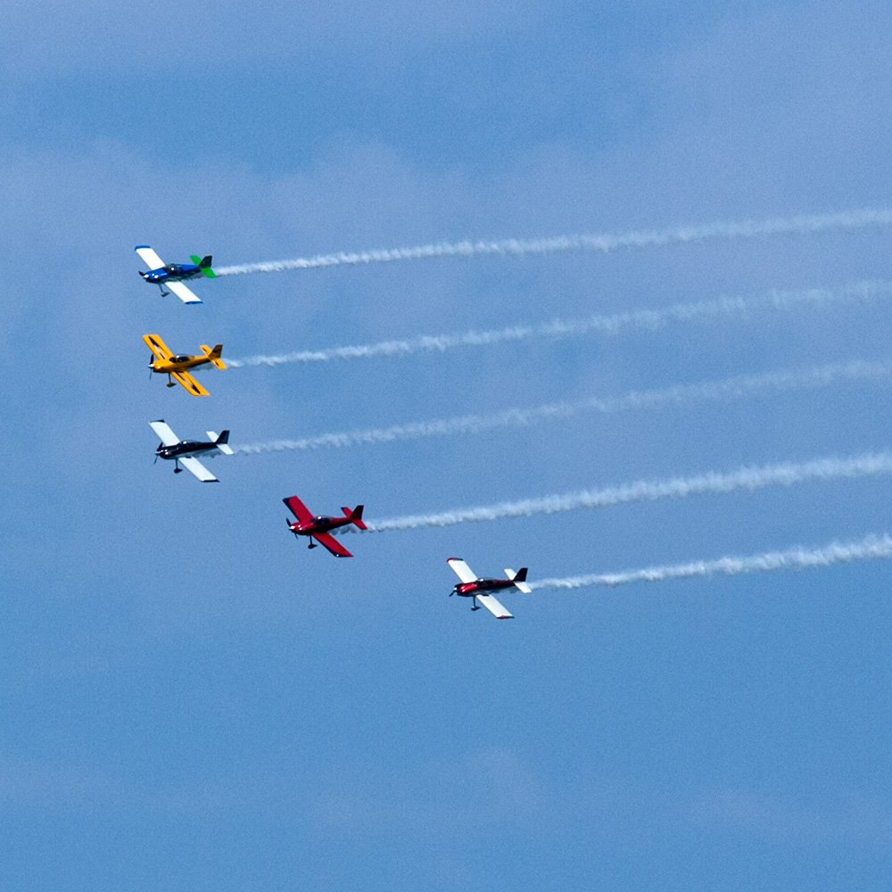 History of Chicago Air and Water Show