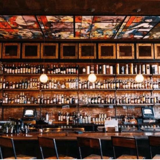 Top 10 Whiskey Bars in Dallas